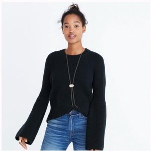 Madewell Bell Sleeve Pullover